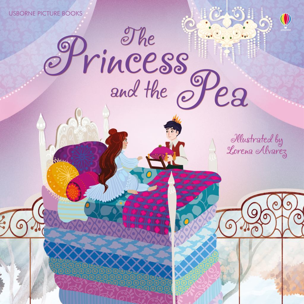 Princess and the Pea  by Matthew OLDHAM - 9781474941129