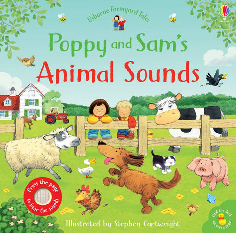 Animal Sounds  by Sam Taplin - 9781474958912