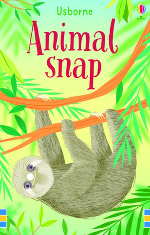 Animal Snap  by Fiona Watt - 9781474974523