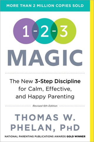 1-2-3 Magic  by Thomas W. Phelan - 9781492629887