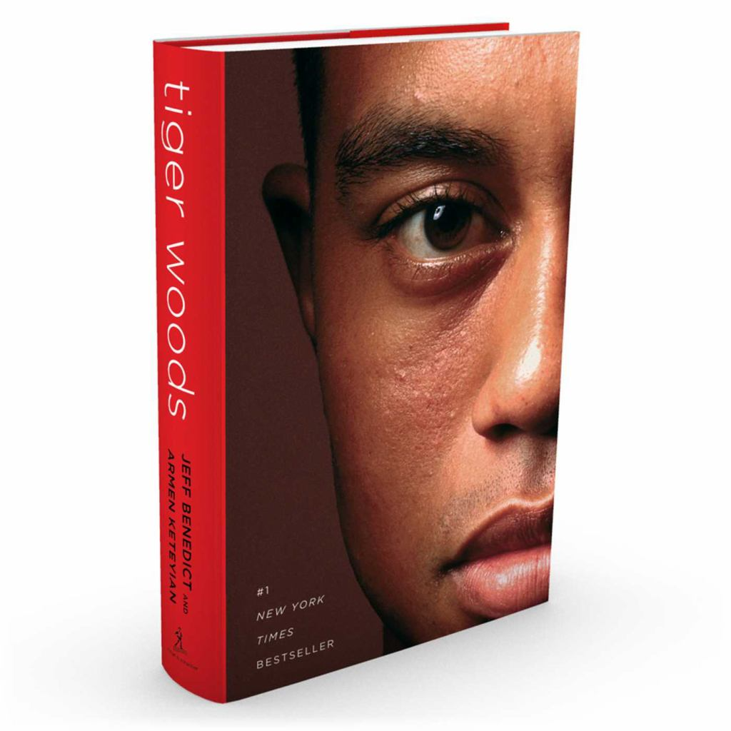 Tiger Woods  by Jeff Benedict - 9781501126420