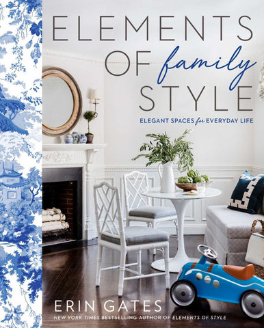 Elements of Family Style  by Erin Gates - 9781501137303