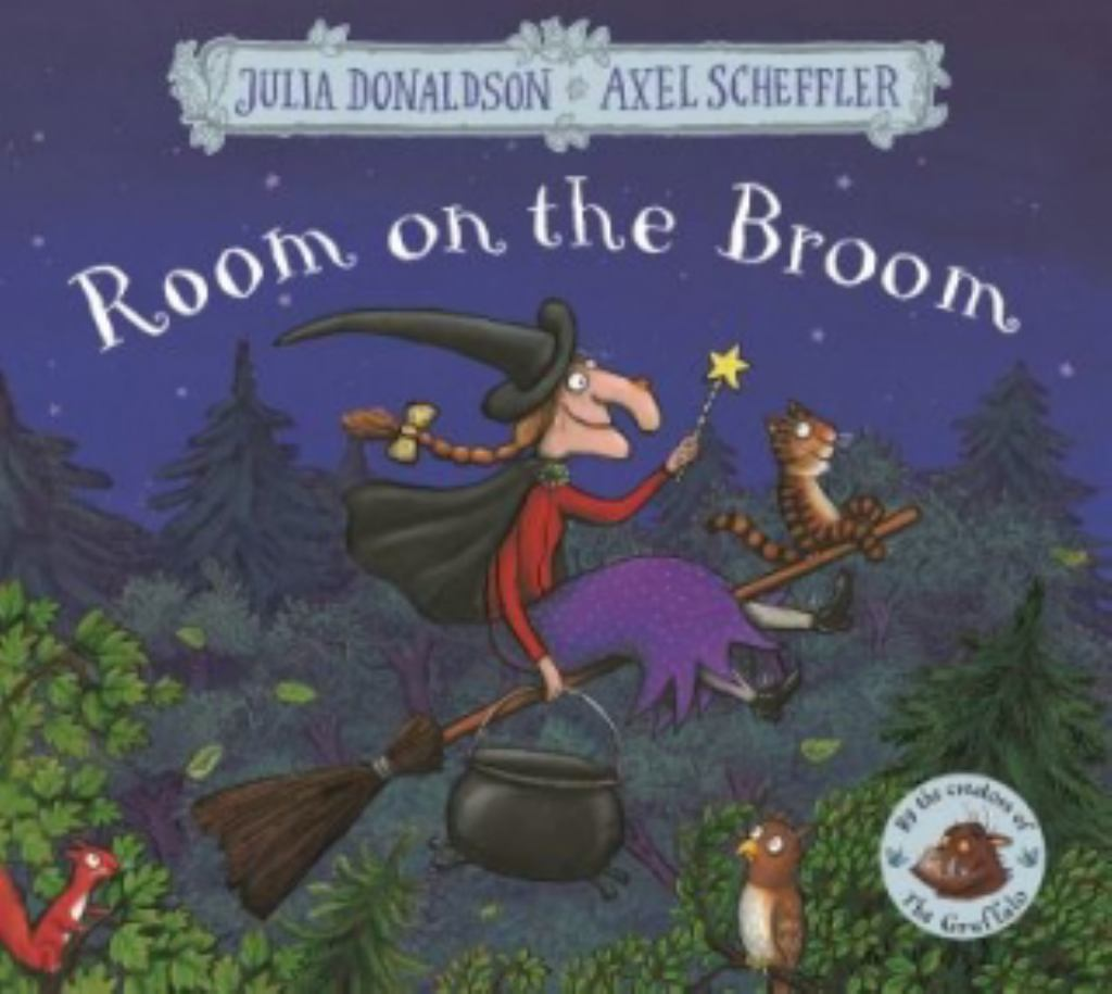 Room on the Broom  by Julia Donaldson - 9781509804771