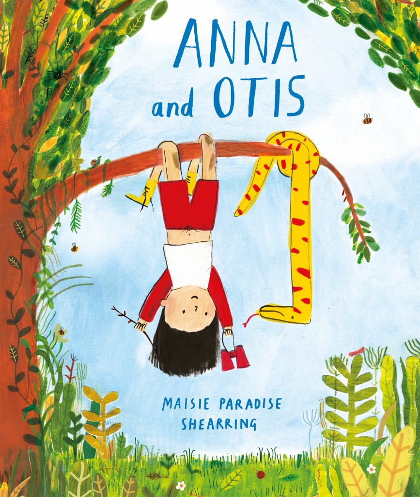Anna and Otis  by Maisie Paradise Shearring - 9781509834532