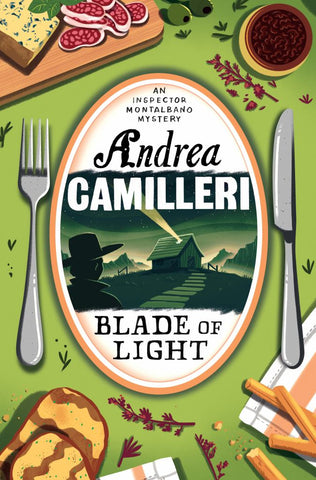 Blade of Light  by Andrea Camilleri - 9781509850419