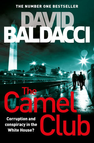 The Camel Club  by David Baldacci - 9781509850969