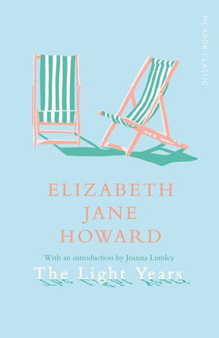 The Light Years  by Elizabeth Jane Howard - 9781509870592