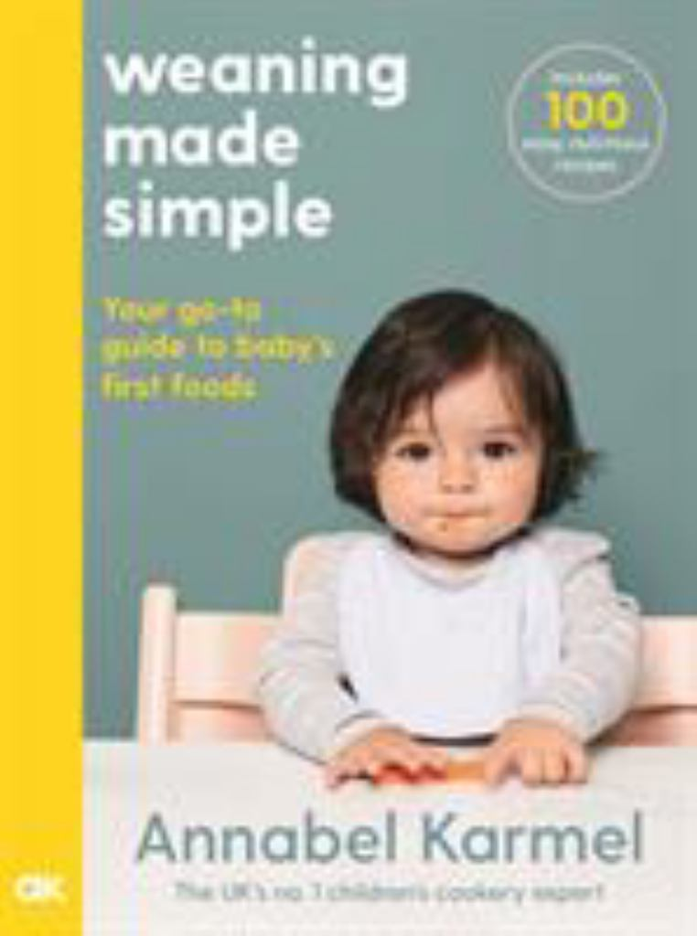 Weaning Made Simple  by Annabel Karmel - 9781509892648