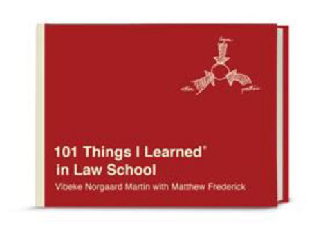 Law School  by Vibeke Norgaard Martin - 9781524762025
