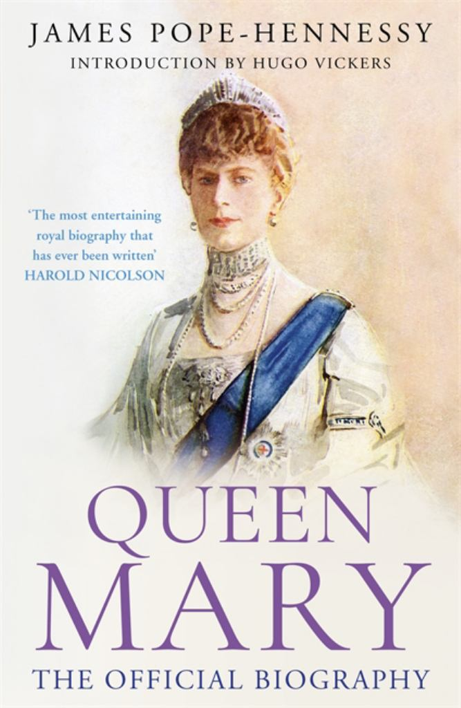 Queen Mary  by James Pope-Hennessy - 9781529355031