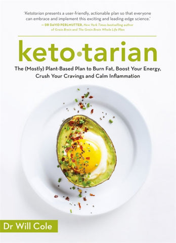 Ketotarian  by Will Cole - 9781529376418