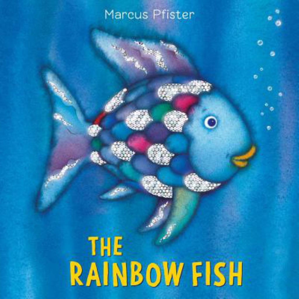 The Rainbow Fish  by Marcus Pfister (Illustrator) - 9781558585362