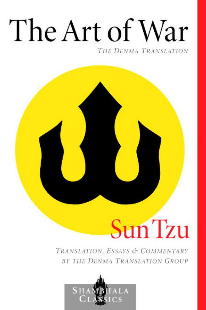 The Art of War  by Sun-Tzu - 9781570629044
