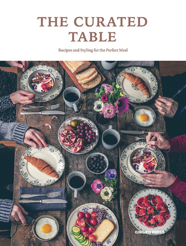 The Curated Table  by Sandu Publications Staff (Editor) - 9781584236856