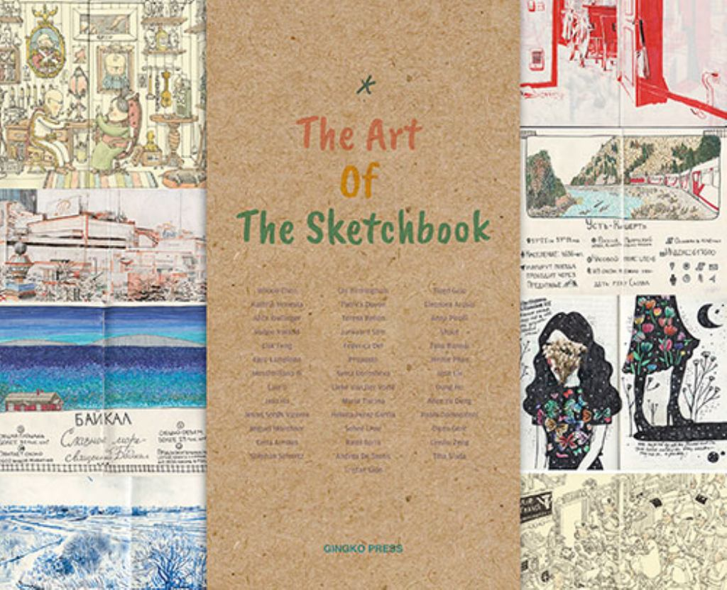 The Art of the Sketchbook  by Sandu Publications Staff (Editor) - 9781584237037