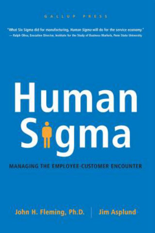 Human Sigma  by John H. Fleming - 9781595620163