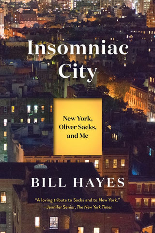 Insomniac City  by Bill Hayes - 9781620404942