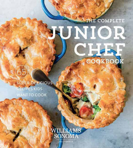 Complete Junior Chef  by Williams Williams Sonoma - 9781681884417