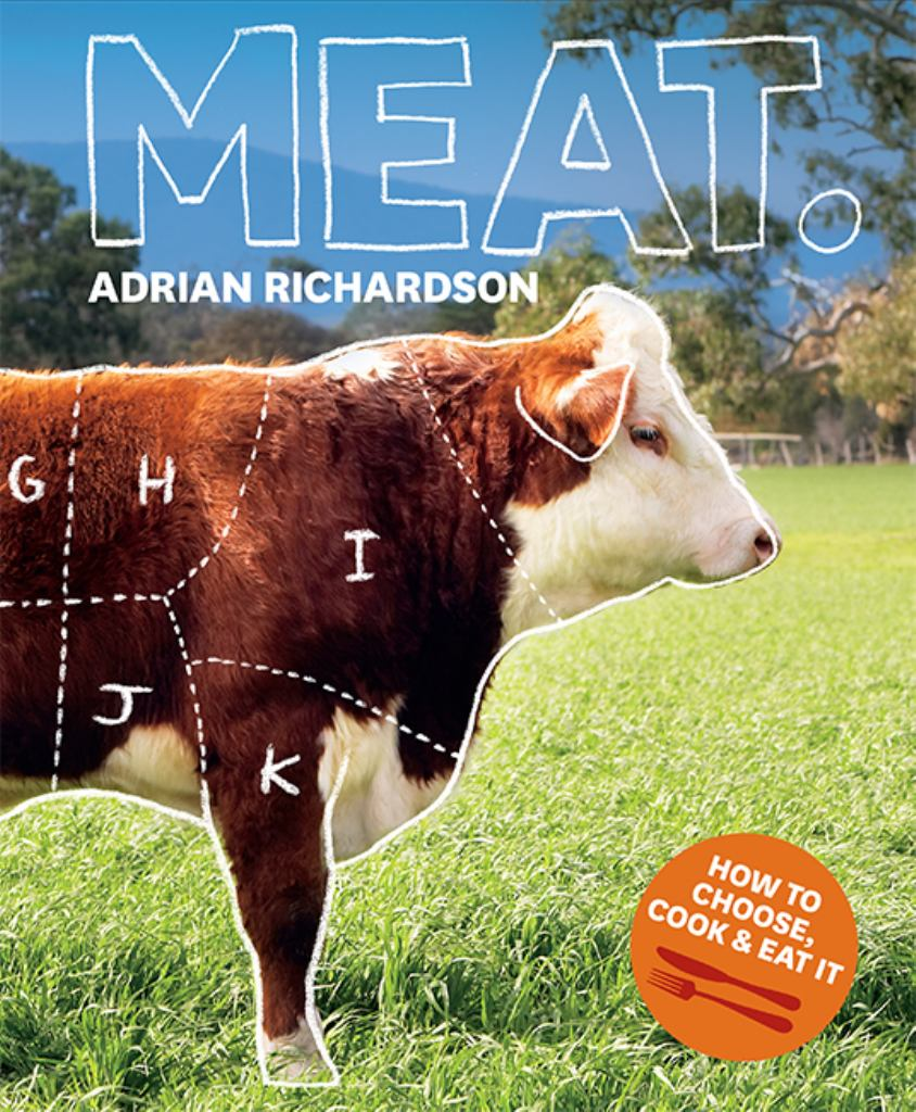 Meat  by Adrian Richardson - 9781740666381