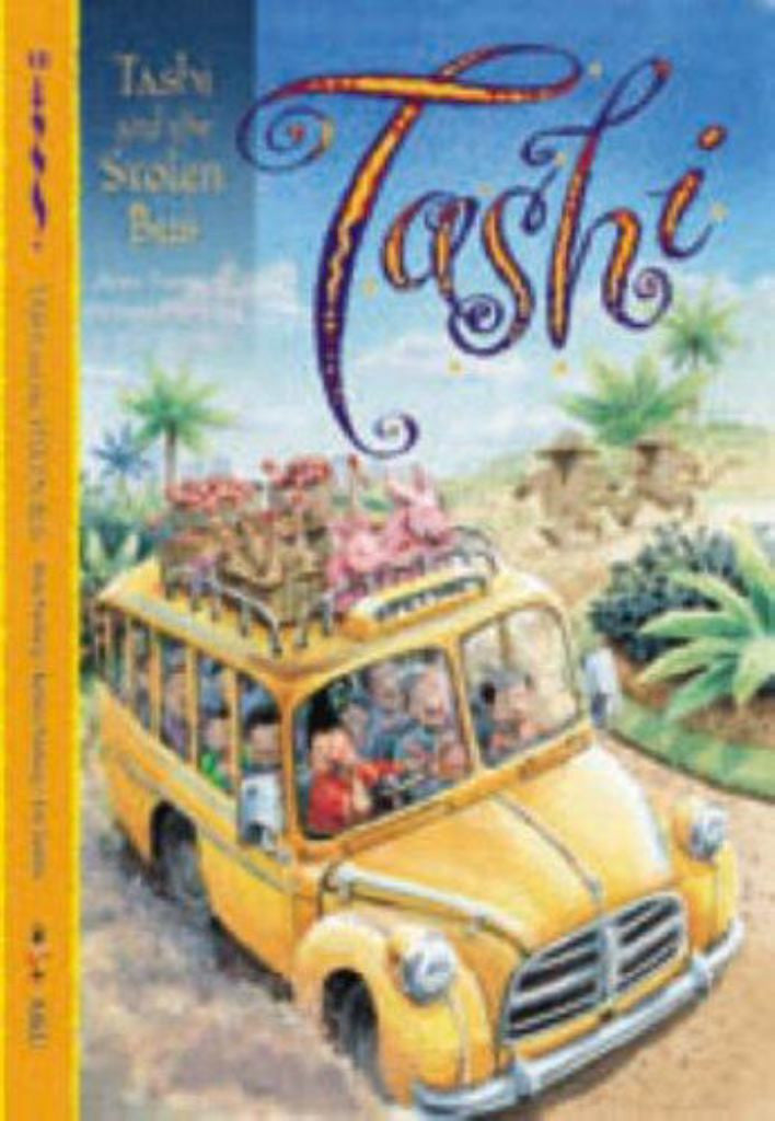 Tashi and the Stolen Bus  by Anna Fienberg - 9781741148770