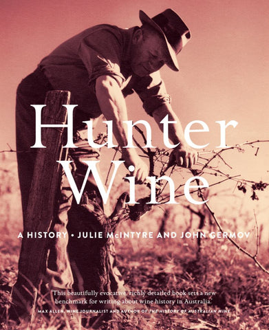Hunter Wine  by Julie McIntyre - 9781742235769
