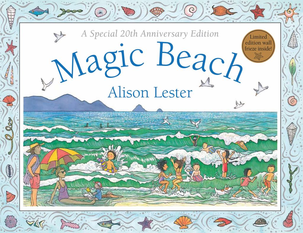 Magic Beach  -