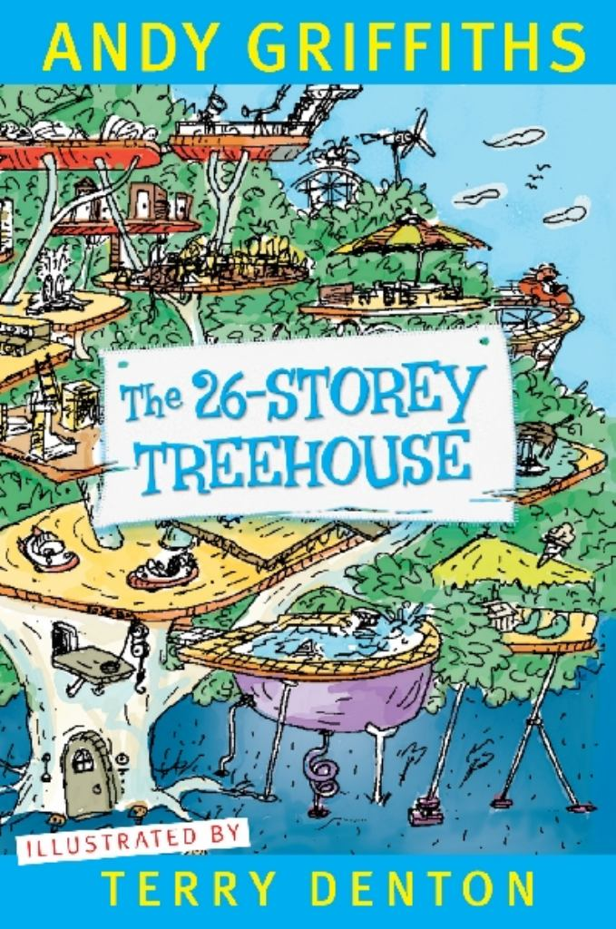 The 26-Storey Treehouse  by Andy Griffiths - 9781742611273