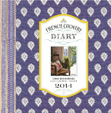 French Country Diary 2014  by Linda Dannenberg - 9781742706313