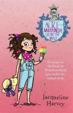 Alice-Miranda Shows the Way  by Jacqueline Harvey - 9781742751177