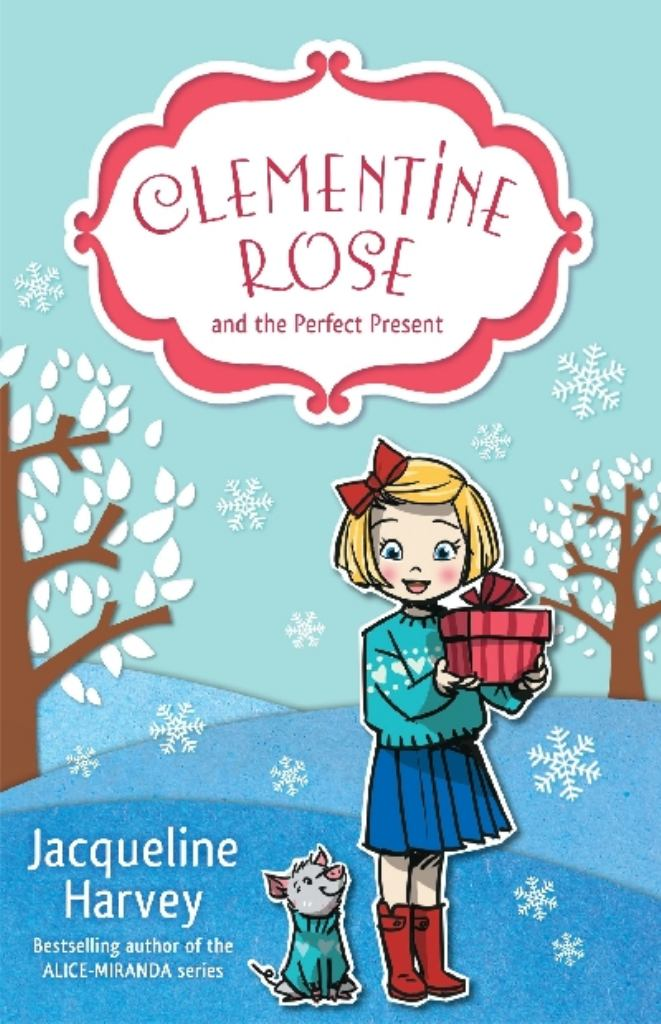 Clementine Rose and the Perfect Present  by Jacqueline Harvey - 9781742755458
