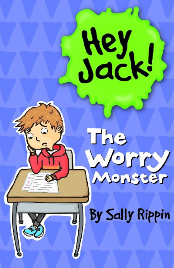 The Worry Monster  by Sally Rippin - 9781742971407