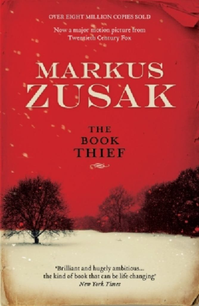 The Book Thief  by Markus Zusak - 9781743515860