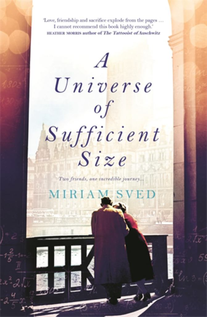 A Universe of Sufficient Size  by Miriam Sved - 9781743535127