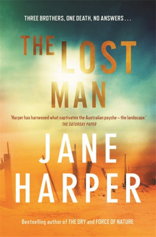 The Lost Man  by Jane Harper - 9781743549100
