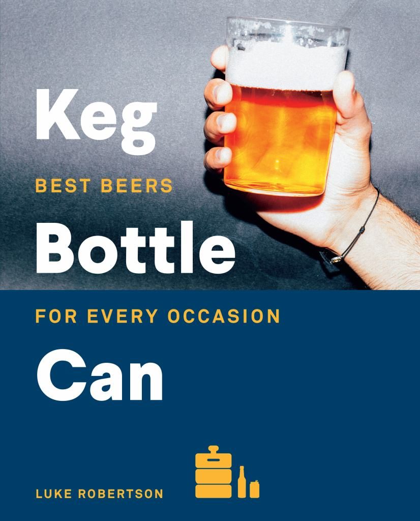 Keg Bottle Can  -