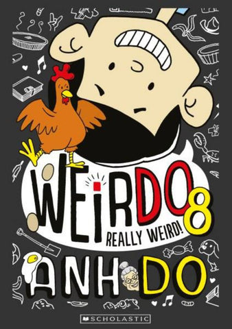 Really Weird!  by Anh Do - 9781760276768