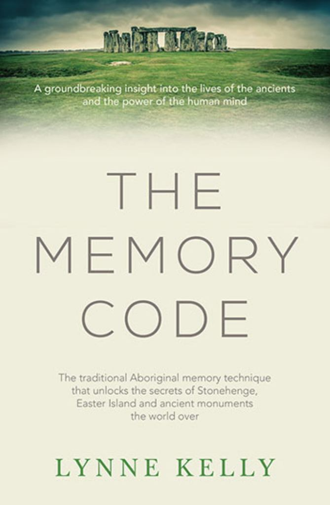 The Memory Code  by Lynne Kelly - 9781760291327