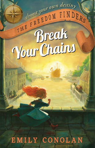 Break Your Chains  -