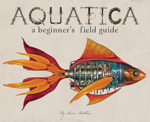 Aquatica  by Lance Balchin - 9781760404147