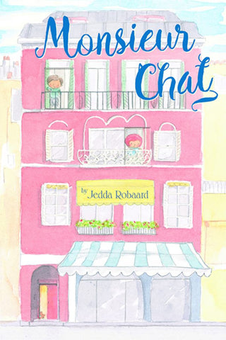 Monsieur Chat  by Jedda Robaard - 9781760405007