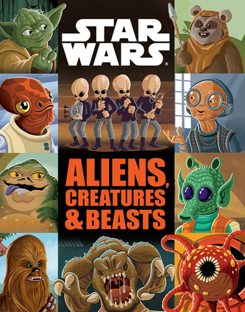 Aliens, Creatures and Beasts  by Star Wars - 9781760502010