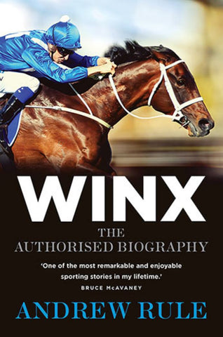 Winx  by Andrew Rule - 9781760631086