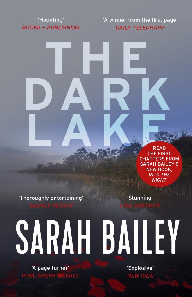 The Dark Lake  by Sarah Bailey - 9781760632977