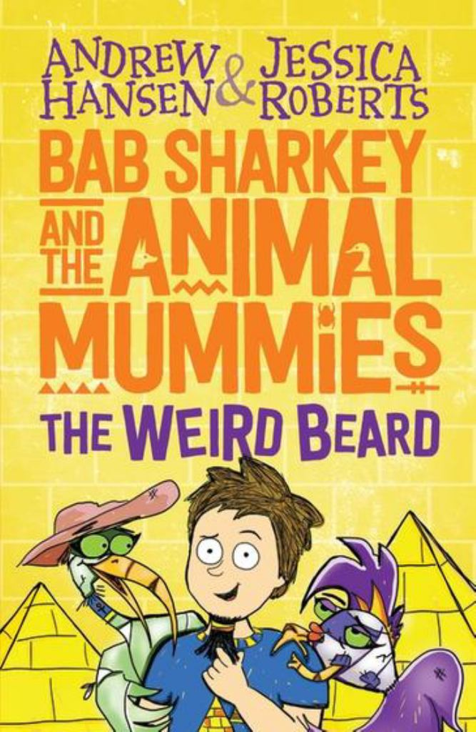 The Weird Beard  by Andrew Hansen Andrew - 9781760650001