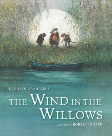 The Wind in the Willows  by Kenneth Grahame Kenneth - 9781760650247