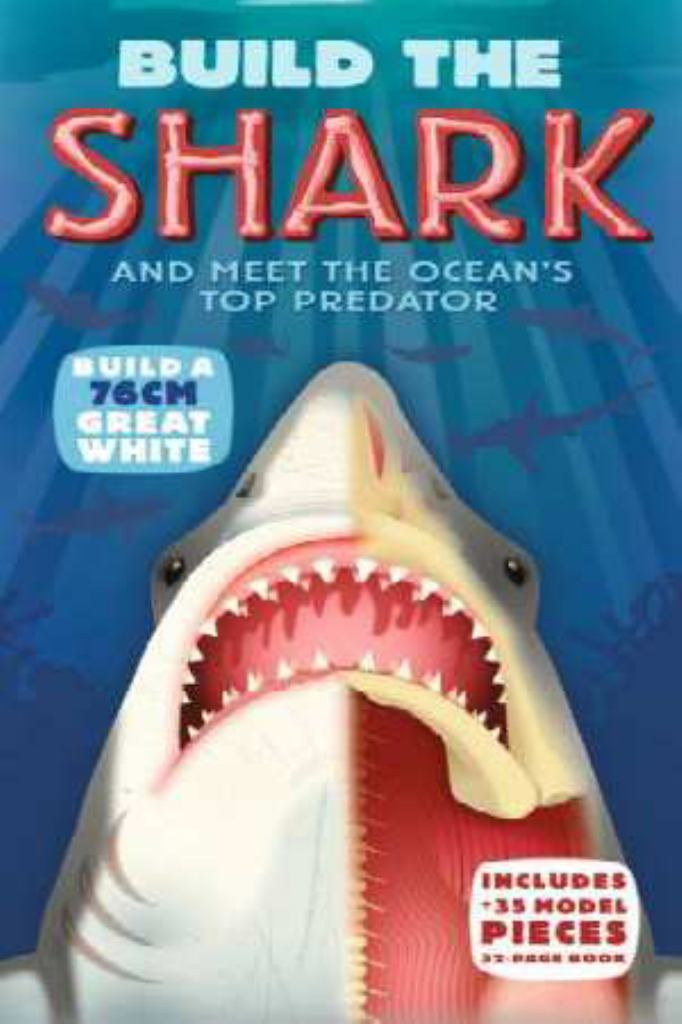 Build the Shark  by Barbara Taylor - 9781760651381