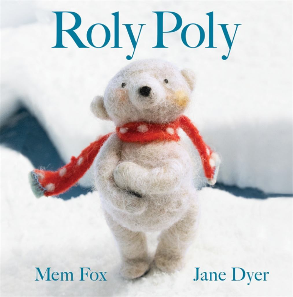 Roly Poly  by Mem Fox - 9781760896348