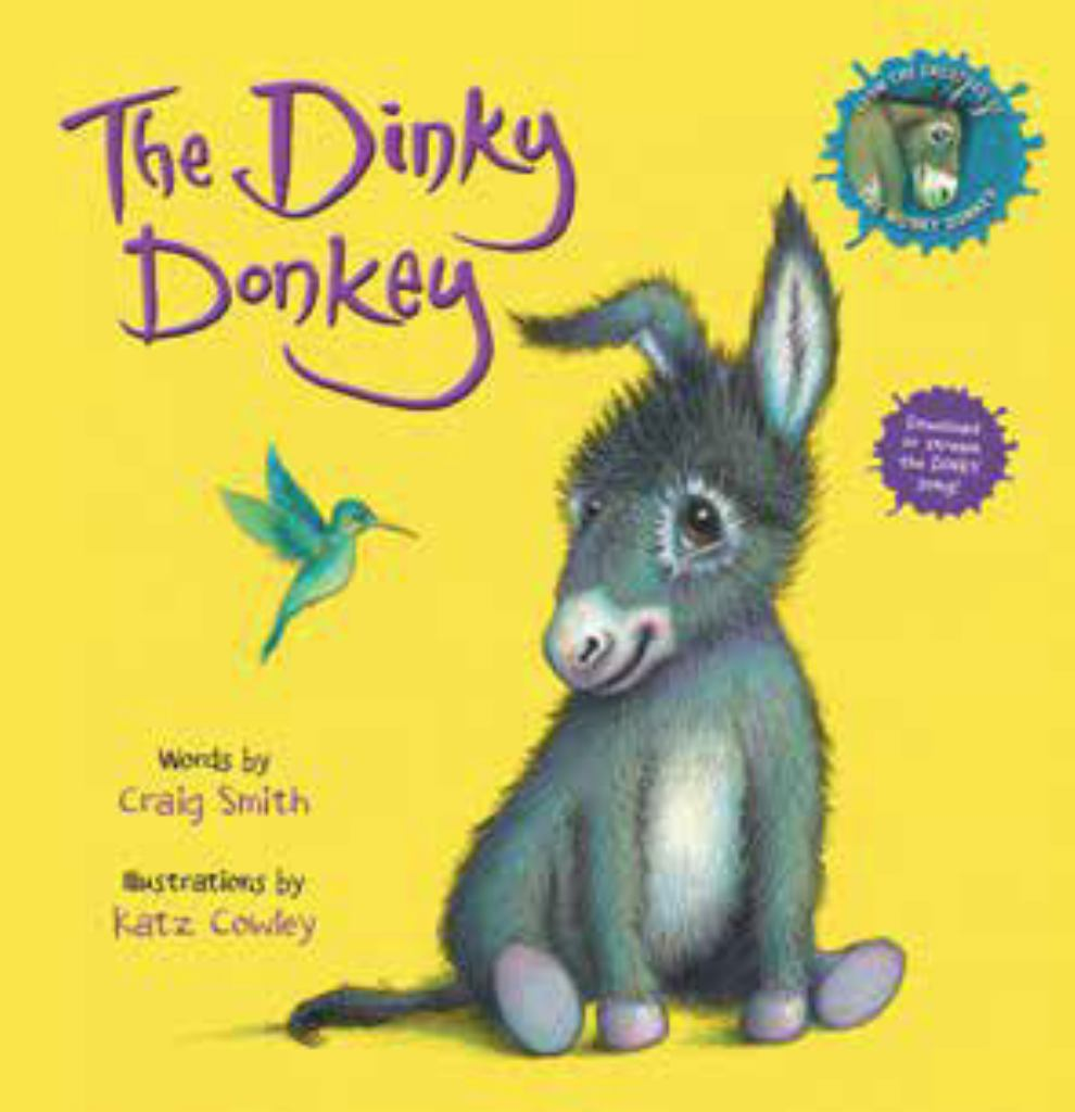 The Dinky Donkey  by Craig(Aus) Smith - 9781775436065