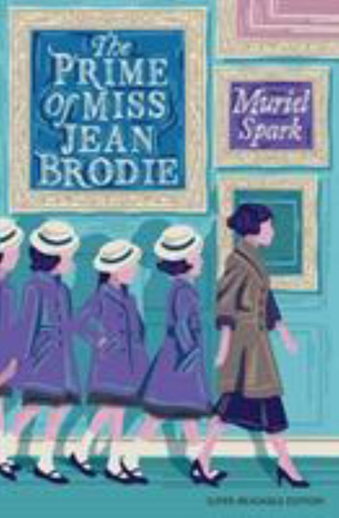 The Prime of Miss Jean Brodie  by Muriel Spark - 9781781129241