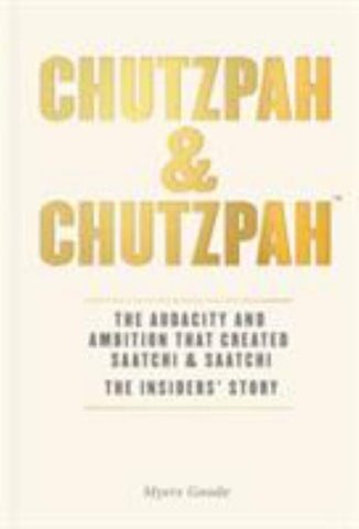 Chutzpah and Chutzpah  by Simon Goode - 9781782436584